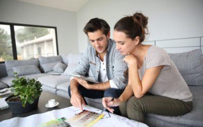 Building an Established Home VS Building