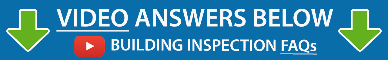Building Inspections Perth - VIDEO FAQs